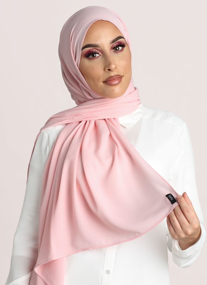 comprar hijab color rosa